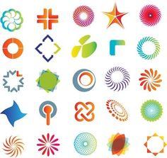 práctica logo plantilla de gráficos vectoriales