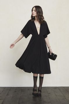 Every Piece From Reformation's New Lower-Priced Collection: Andy dress, $98 #fashion