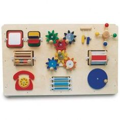 Activity Board For Wall Mounting