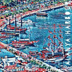 #letsmake2017great #turkishtourism2017 #share #share #share #alanya #turkey #tourism #turkishtourist #dontmissout #dreamvillasinturkey #dreamvillas #alanyaharbour #alanyakalesi #alanyacastle #redtower #boattour #dolphins #summer2017 #snorkling #diving #swimming  #partyboat