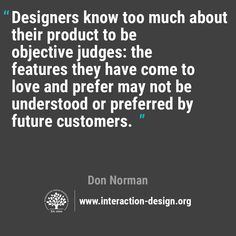 The Daily Design Quote | Interaction Design Foundation