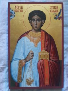 Icons, Saints