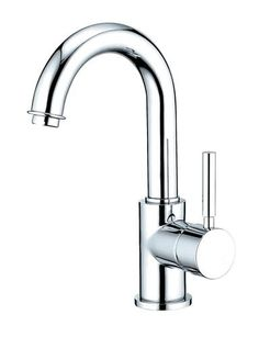 Kingston Brass KS8431DL Concord 4 Single Handle Centerset Bathroom Faucet with Push-Up Pop-Up, Chrome