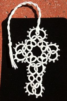Cross from Carolyn Coleman's Pattern