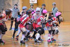 Warsaw Hellcats vs Prague City Roller Derby