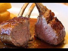 Como preparar Rack de Cordero y Goulash de Cordero- TvAgro por Juan Gonz... Goulash, Steak, Pork, Beef, Lamb Chops, Tortilla Pie, Pastries, Food Cakes, Homemade Food