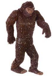 Perfect Fantastic Bigfoot Action Figure