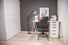 My new office #kontoret #bergknatt #vipp #ikea