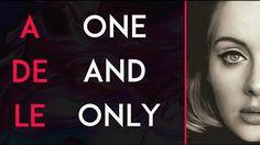 """Para os amantes de Música e Adele <3 """"One and Only"""", veja lá ;)  http://youtu.be/bZ5TUEphySY"""