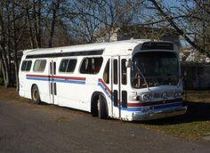 GMC New Look Transit Bus fishbowl