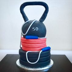 Workout cake Kettlebell, Home Appliances, Cakes, Workout, House Appliances, Cake Makers, Kuchen, Work Out, Kettlebells