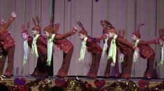Frutti C csoport szarvasos tánc