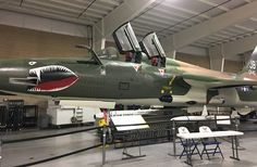 military aviation history-makers from the Hill Aerospace Museum in Utah. Bomber Plane, Stealth Bomber, Us Military Aircraft, Military Helicopter, Fighter Aircraft, Fighter Jets, First Indochina War, Us Navy Ships, Navy Marine