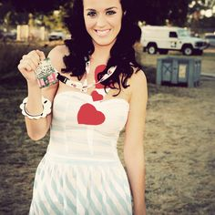 Went to Katy Perry's concert last weekend. It was one of the best concerts I have ever been to! She was beyond amazing!