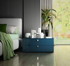 Decorar com cores diferentes? Sim, sempre: www.casadevalenti... #decor #interior #design #color #decoracao #cor #azul #verde #casadevalentina