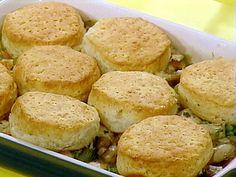 Vermont Chicken Pie recipe from Rachael Ray via Food Network