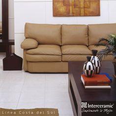 Los #muebles dan una apariencia #elegante, sofisticada y con clase. Son duraderos como atractivos, por lo que es recomendable si hay #niños o mascotas. Si tus muebles de cuero son oscuros, dales luz con accesorios de colores llamativos (cojines de lino y algodón).