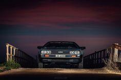 Car pornography — Starring: DeLorean DMC-12 by Andrey Moisseyev