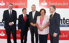 En el desayuno informativo de Levante EMV y Santander