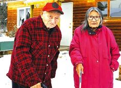 White Wolf: First Nation Couple's 78-Year Love Story (Video)