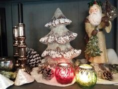 Kerstsfeer bij Het Heerenhuys  in Susteren.