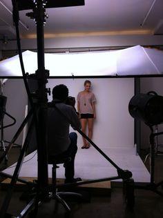 #behindthescenes at mark. Mag 2 2013 #photoshoot!