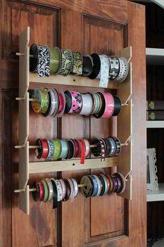 CUSTOM LISTING Handmade Ribbon Rail Ribbon di EasyMadeInvitations