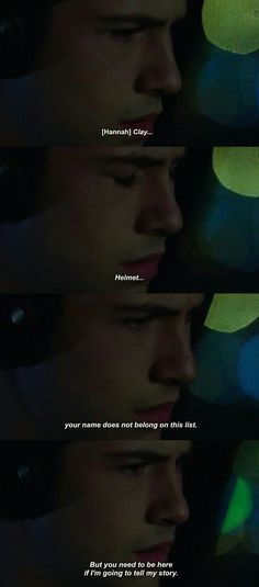 13 reasons why - Clay Jensen