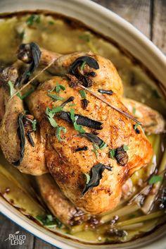 Thai-Style Roasted Chicken