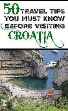 After years of traveling Croatia, we've made a list of things you have to know. Click to find out more about our Croatia travel tips...