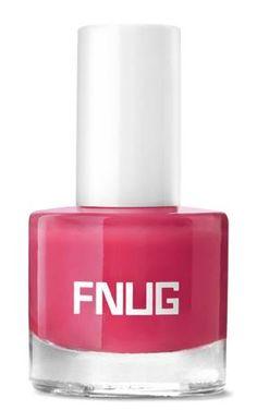 Beach wear - Neglelak fra Fnug i sommer pink - Covermepure