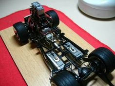 Model Car Chassis.
