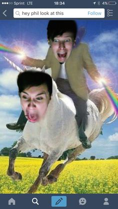 These are real pictures of unicorns. Supernatural Tumblr, Supernatural Cast, Castiel, Aurora, Ugly Cry, Unicorn Pictures, Twist And Shout, Cat Whiskers, Danisnotonfire