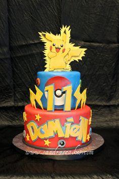 pokemon cake - Google Search