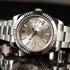 NotJust a Watch: The Rolex Datejust. #rolexdatejust #datejust #rolexwatch