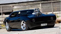 Imagen de la foto del coche Chevrolet Camaro SS