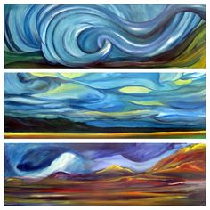 Storm Series by Allison McGee
