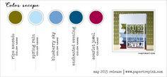 May 2015-color-inspiration-5 (Ripe Avocado, Spring Rain, Blueberry Sky, Enchanted Evening, Scarlet Jewel)