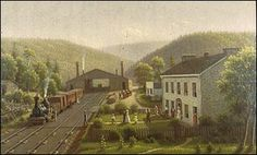 Allegheny Portage Railroad: Developing Transportation Technology (23)   Follow 19th-century travelers as they cross the treacherous Allegheny Mountains using an innovative inclined railway. (National Park/National Historic Landmark)