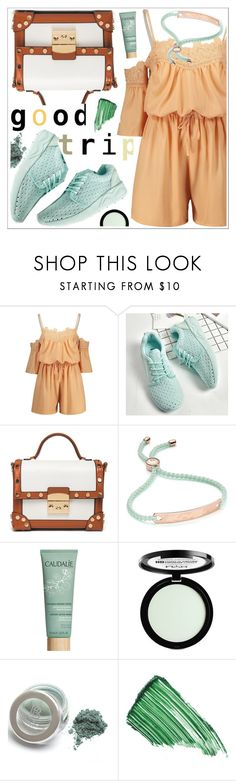 """""""Pretty powerful"""" by teoecar ❤ liked on Polyvore featuring Monica Vinader, Caudalíe, NYX and By Terry"""