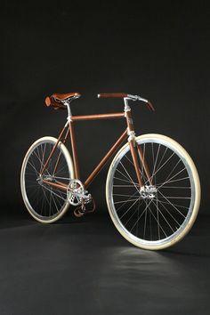 Faggin Primavera Fixed Gear Bike by Marcello Faggin
