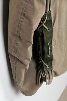 Helmut Lang Vintage Cotton men bondage jacket coat Size 48+military hoodie | eBay