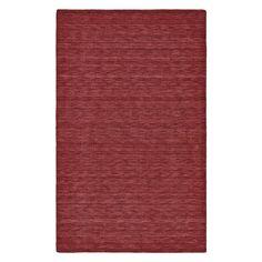 Room Envy Celano Indoor Rug Red - 579R8049RED000G99