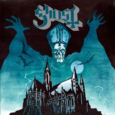 Opus Eponymous by Ghost BC album artwork