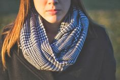 Flannel Caring Cowl