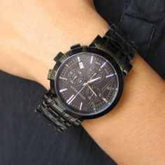 BU1373 burberry stainless steel mens watches