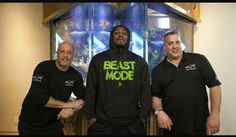 BEAST MODE GETS TANKED!!