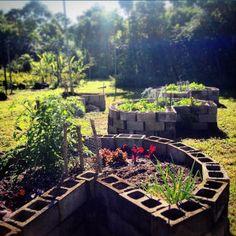 Keyhole Gardening | How to | DIY | Hana, Maui | Hana Tropicals