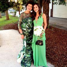 love love this green dress!!