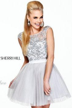 Vestidos de fiesta para jóvenes de Sherri Hill 2013